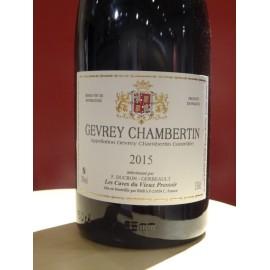 Gevrey - Chambertin 2012 - Magnum 1,5 L