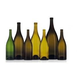 Vins de Bourgogne en bouteille