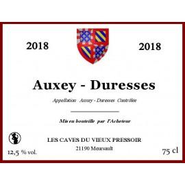 Auxey - Duresses 2018 en cubitainer