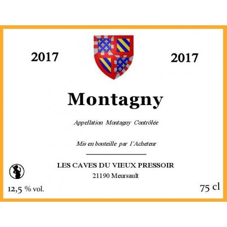 Montagny Village 2017 au litre