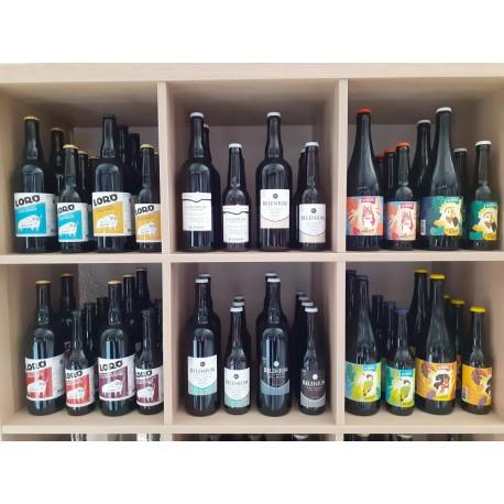 Assortiments de Bières de Bourgogne