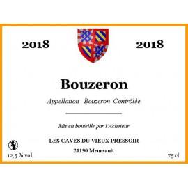 Bouzeron 2018 au litre