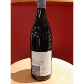 Bourgogne Pinot Noir 2018 Agnès PAQUET