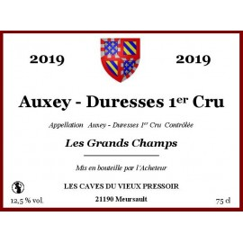 "Auxey - Duresses 1er Cru ""Les Grands Champs"" 2012"