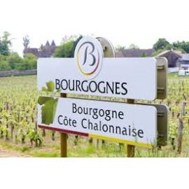 Lot n°2 / Les vins blancs de la Côte Chalonnaise