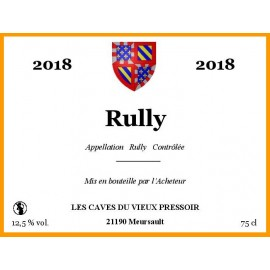 Rully Blanc 2018 en cubitainer