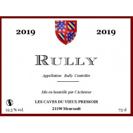 Rully Rouge 2019 au litre