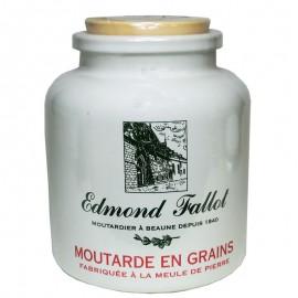 Moutarde de Dijon au miel et au vinaigre balsamique